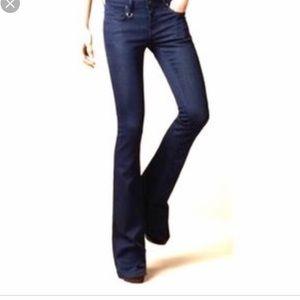 Burberry Brit Camden Five Pocket Flare Jeans - 28